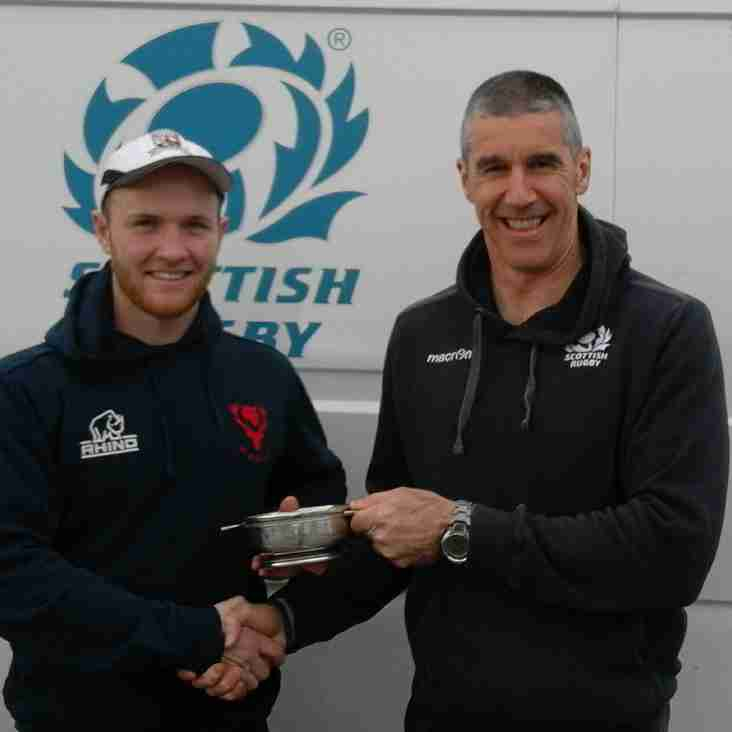 Highland Refs recognise club hospitality