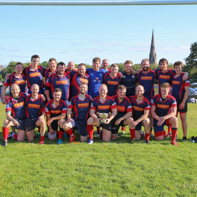 1st XV Stags lose to Ellon 50 - 19