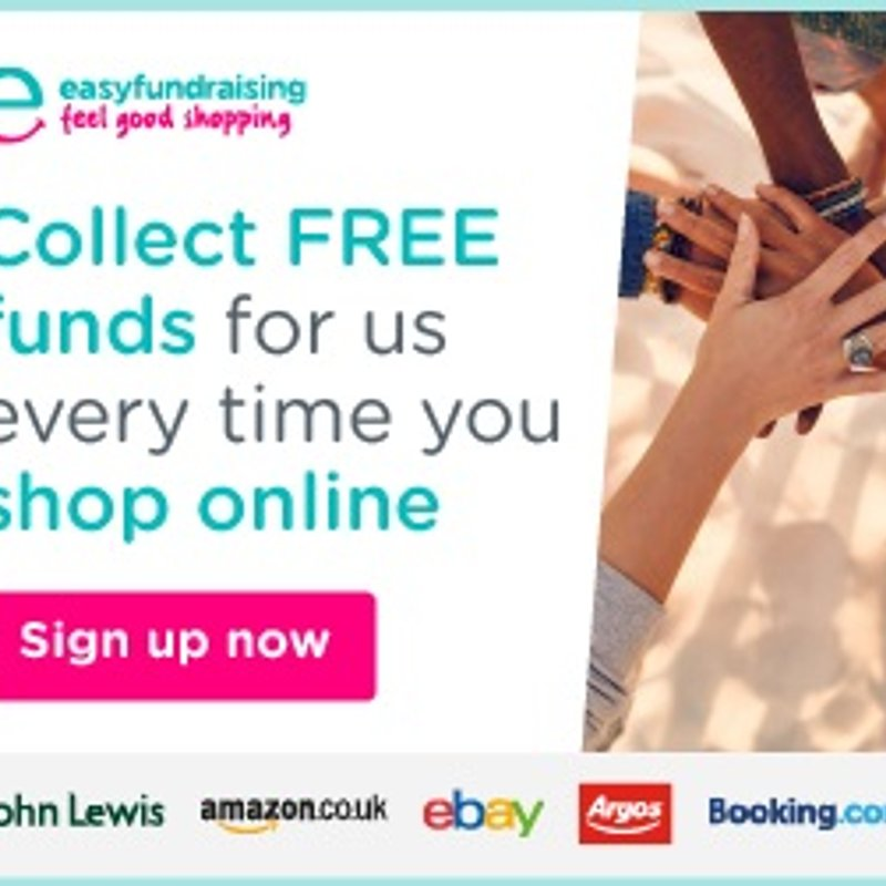 Collect FREE funds for us every time you shop online