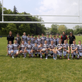 Under 14 Boys beat Burlington 12 - 10