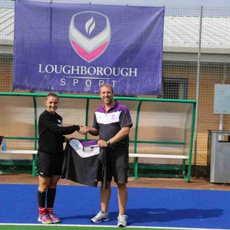 Beth Bingham in Loughborough