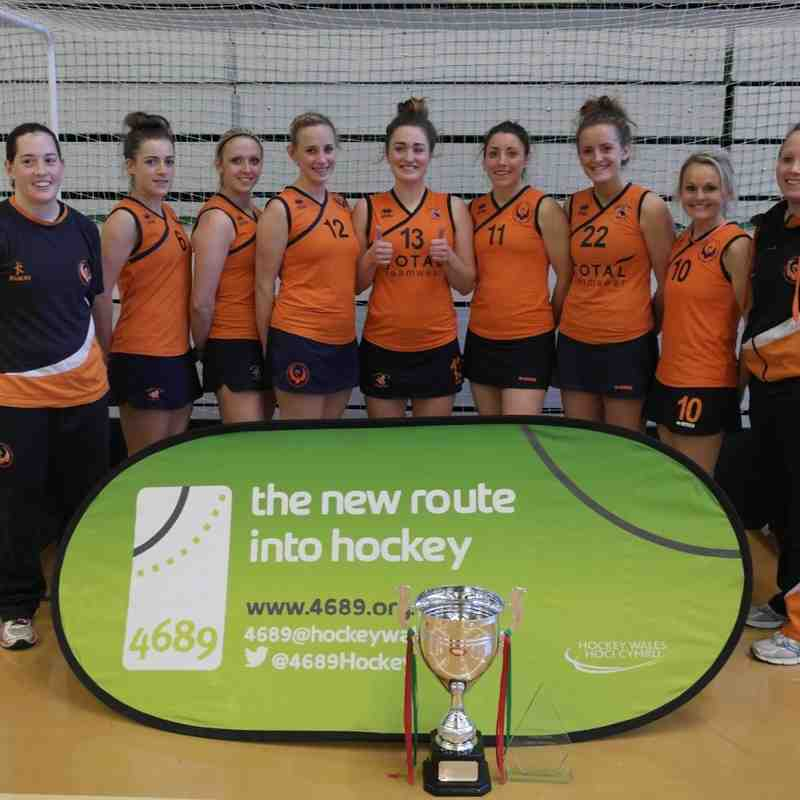 Women's Indoor Champions