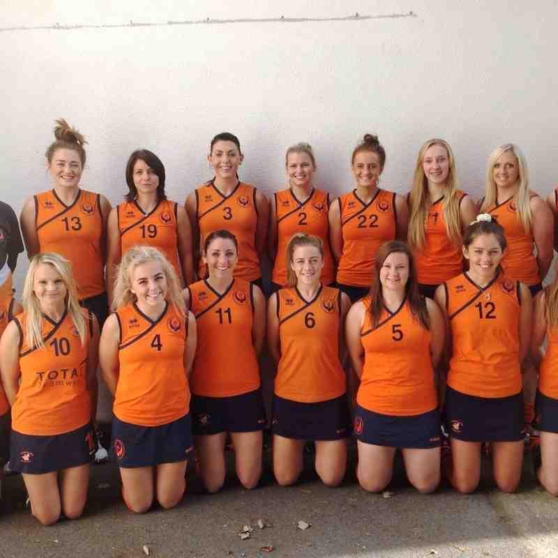 Swansea City Spartans 2015-16