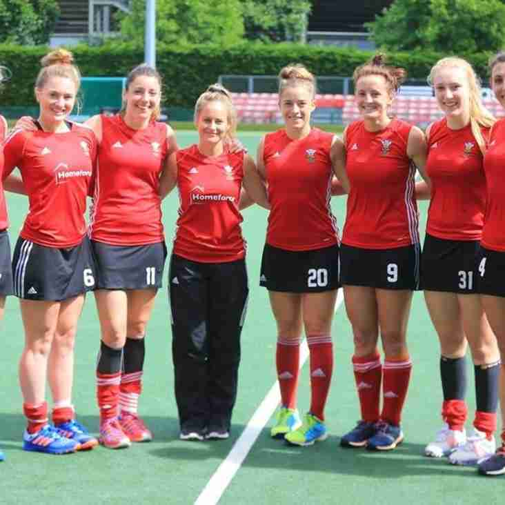 Large Swansea Women's Contingent in Welsh Squad