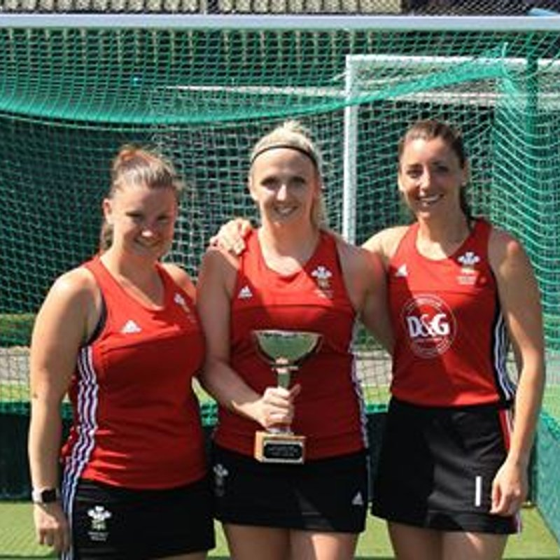 Three Spartans Celebrate Victory Over England In Mixed Internationals