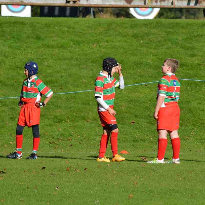 U10s   v Macclesfield Oct 2016