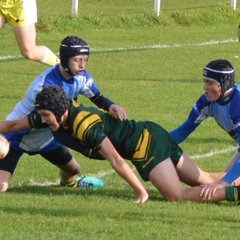U14 Golds v Orrell St James NWC Final Oct 16