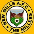 New Mills AFC - 1st Team lose to Kendal Town 0 - 2