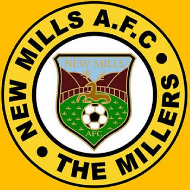 New Mills AFC - 1st Team lose to Carlisle City 2 - 3