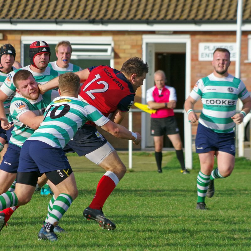 South Leicester 12 v 24 Hull Ionians