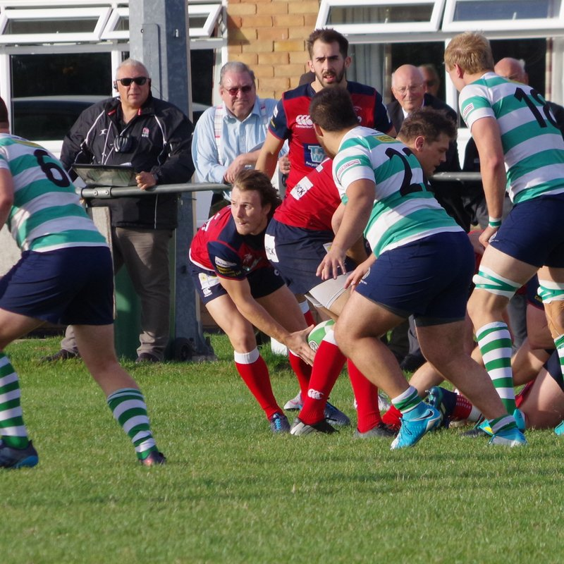 South Leicester v Hull Ionians