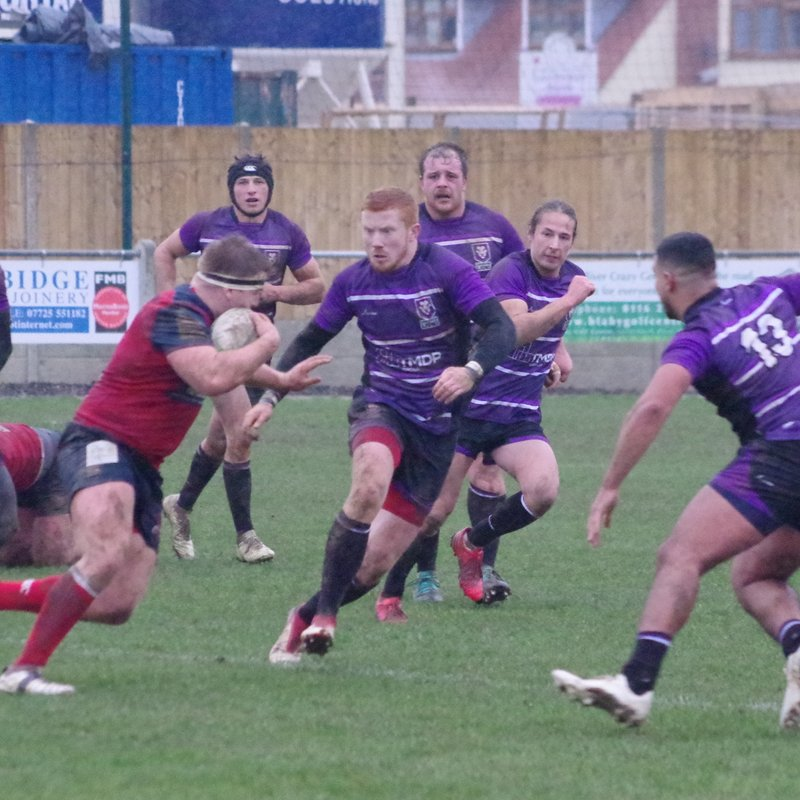 Leicester Lions 17 - 0 Hull Ionians