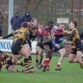 Hull Ionians 31 v 27 Hinckley Hornets