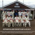 GOTHAM VILLAGE CRICKET CLUB vs. BABLAKE OLD BOYS