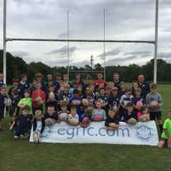 Three Day Rugby Camp Fantastic Success