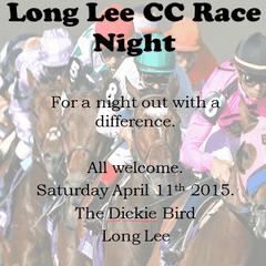 Long Lee C.C. Race Night.