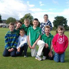 FCC Kwik Cricket Team 17August 2014
