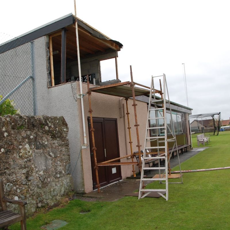 New Score Hut Windows