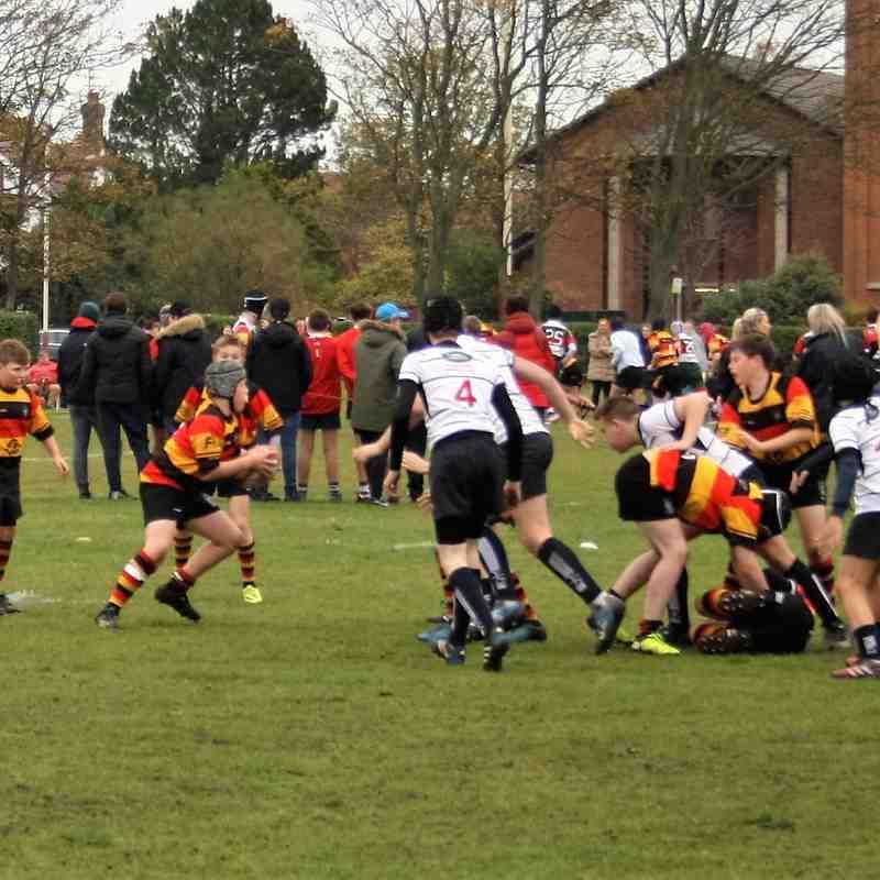 Southport U13's - v - Preston Grasshoppers U13's