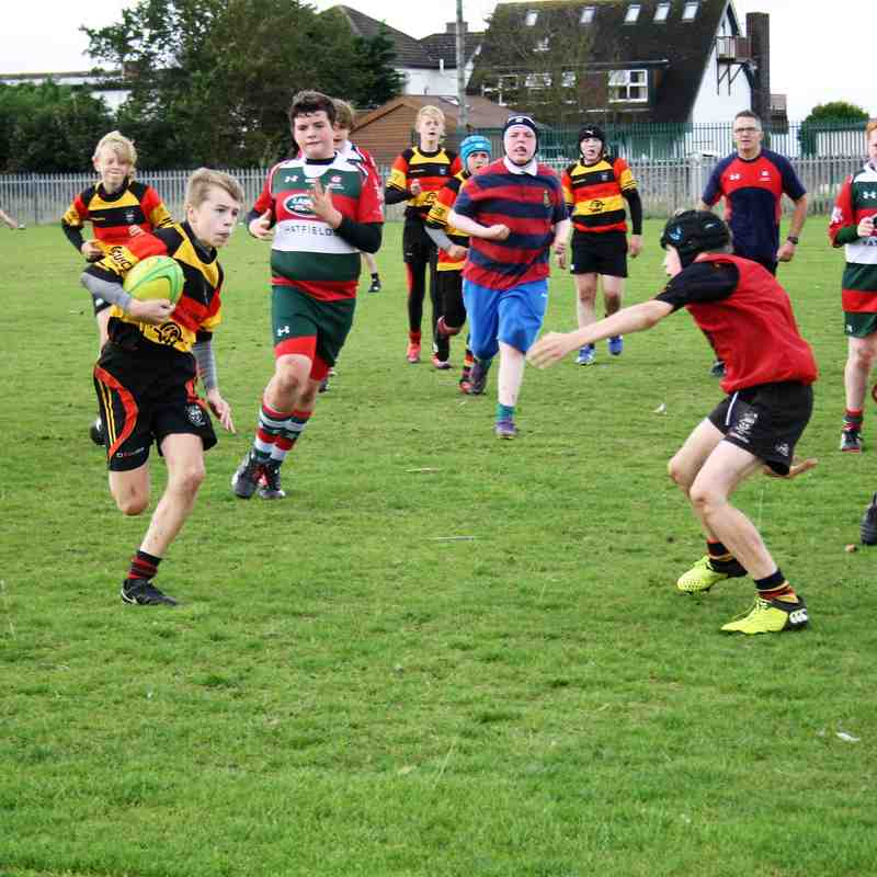 U14's v Waterloo 1 Oct 2017