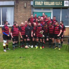 Yorkshire 5 Cup Celebrations