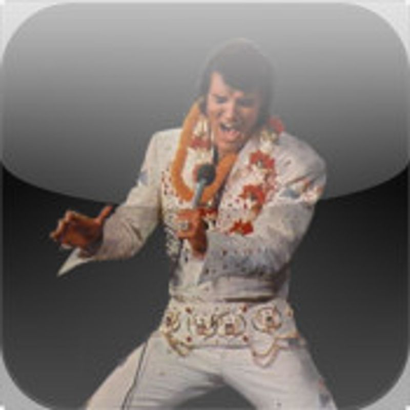Elvis Will Be In The Building.