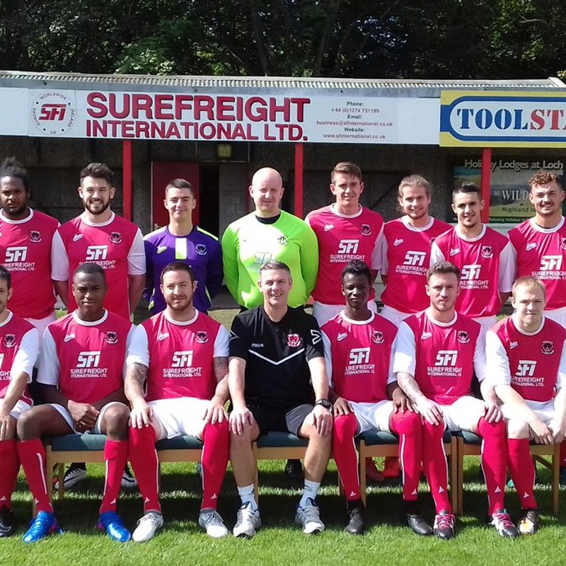 Surefreight International To Continue Kit Sponsorship At Thackley