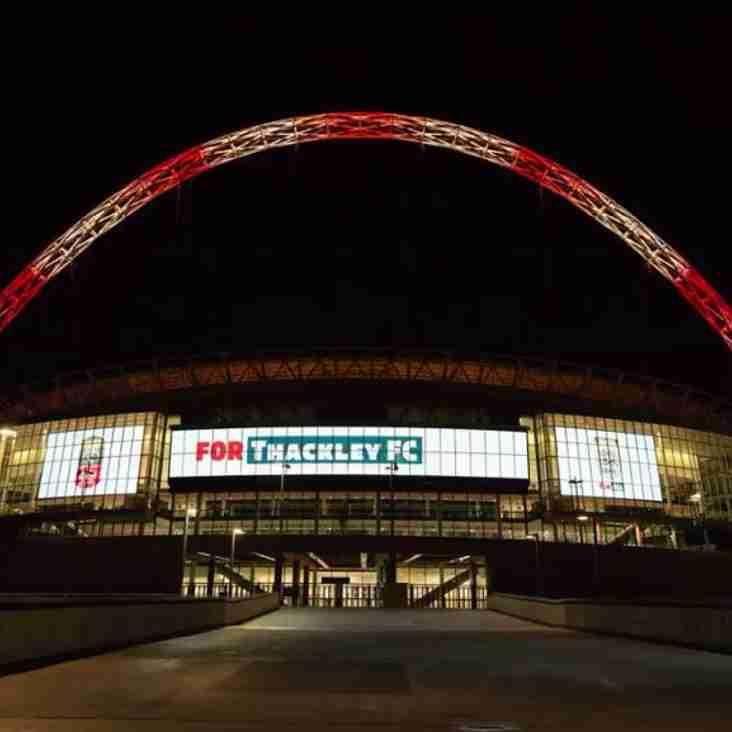 Thackley FC - Wembley.