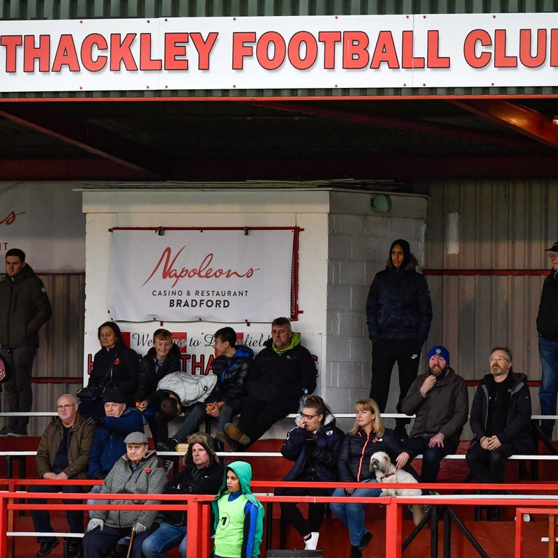 Telegraph and Argus Reporter Nathan Atkinson visits Thackley.