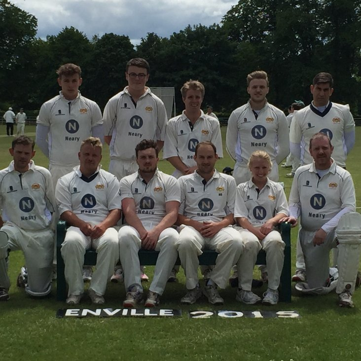 2015 1st XI Report (by SIR DT)<