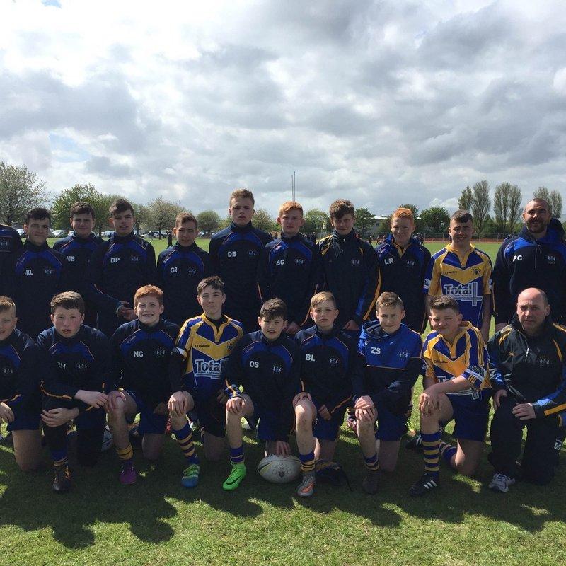 Match Report - Burtonwood Bulldogs (Play - offs)
