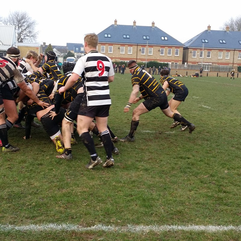 1st XV vs Deal and Betteshanger away 18 February 2017