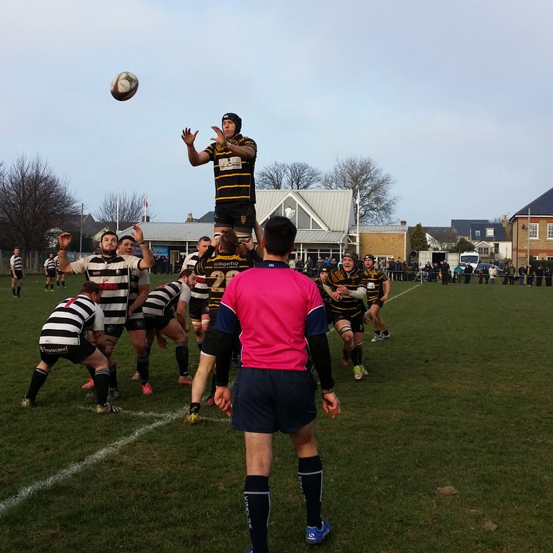 Bromley well beaten at Deal and Betteshanger