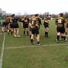 BRFC 1st XV vs. Hove 4 March 2017