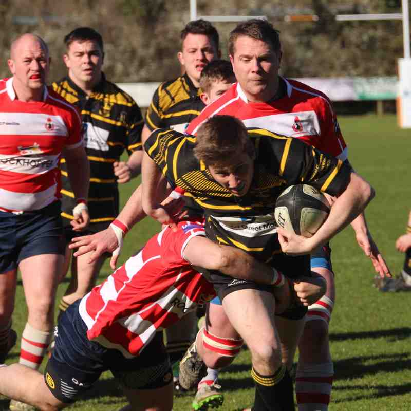 BRFC 1st XV vs Crowborough 25 March 2017, photos by Ciaran Duke and Steve Ricketts