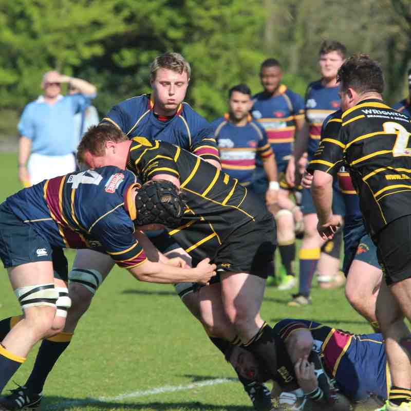 BRFC 1st XV vs. Old Colfeians 8 April 2017 photos by Stephen Ricketts