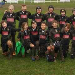 Heathfield & Waldron Under 12s Winners at H Cup