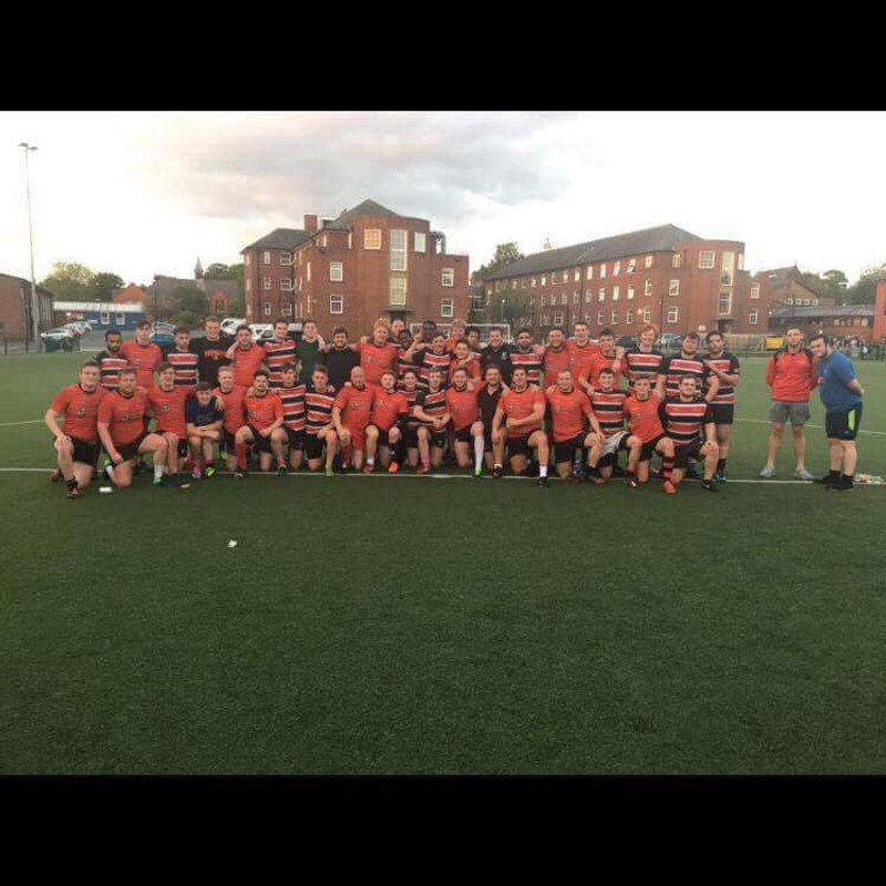 Prenton Academics lose to Sefton 2nd XV 29 - 30