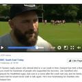 Success of  Joe Sandford day (BBC South East)