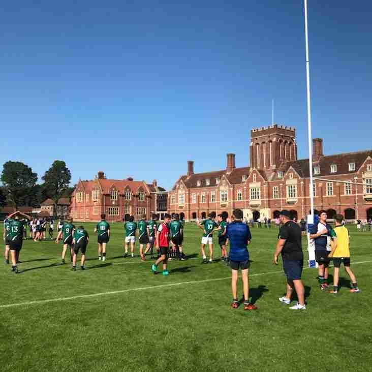 Colts excellent start at Eastbourne College