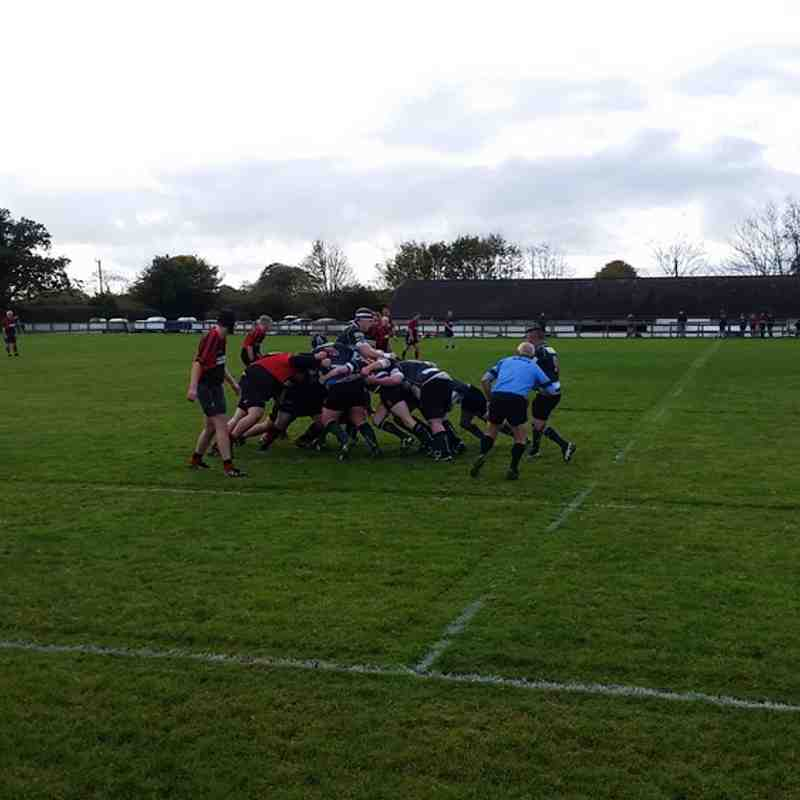 The Wanderers (2nd XV) v Tavistock II - 24th October 2015