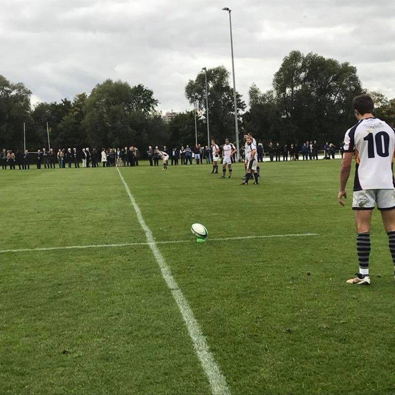Match Preview - Old Emanuel V Basingstoke RFC Saturday 21 October