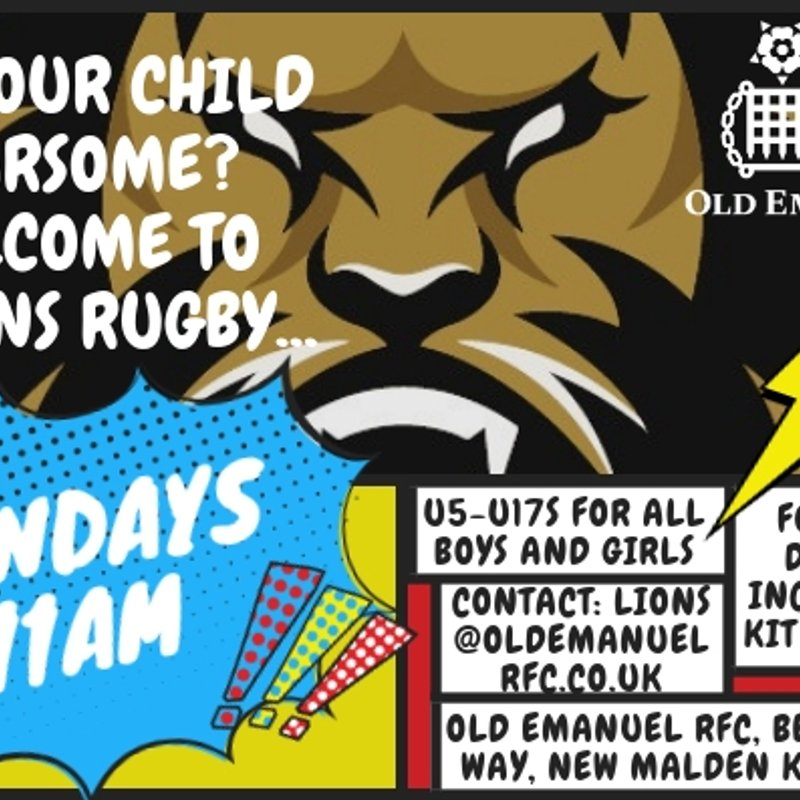Lion's Players are ROARSOME - Join Us Today!