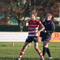 U16 Kilmarnock vs Birkmyre