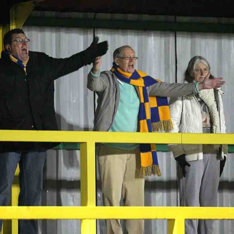 Romford v Heybridge Swifts 24/11/12