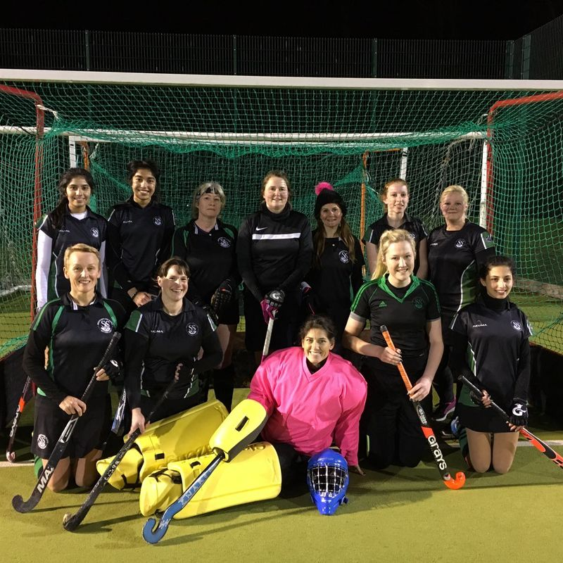 Ladies 4s beat Berkhamsted Hemel 4 0 - 2