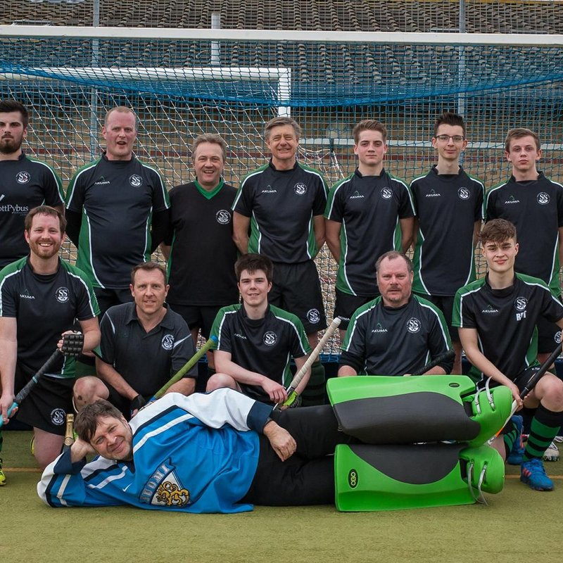 Mens 3s lose to West Herts 4's 0 - 4