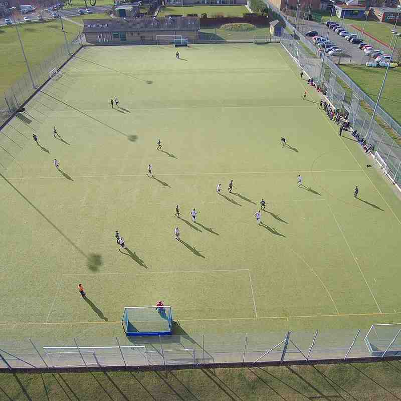Pitch (Via Drone)