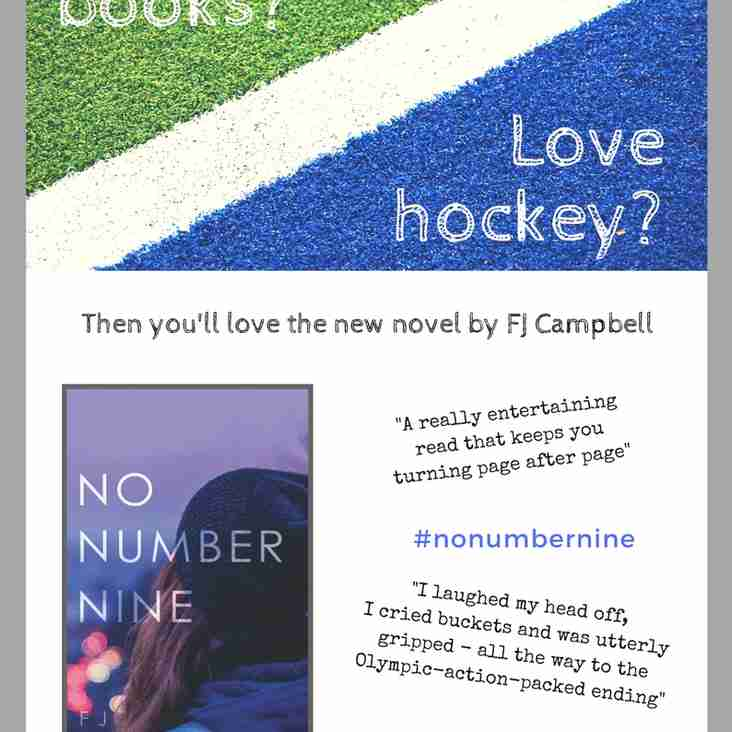 Fancy reading a hockey related novel