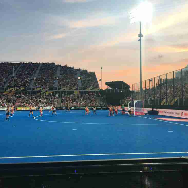 Ladies Hockey World Cup final